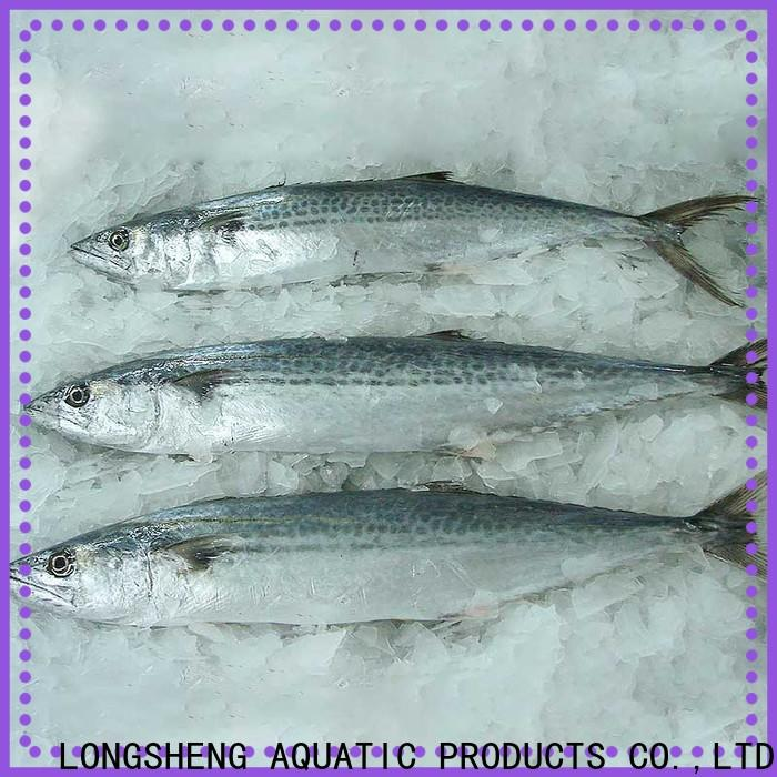 LongSheng bulk buy spanish mackerel for sale manufacturers for seafood market