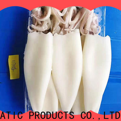 Wholesale frozen squid loligo suppliers cuttlefish for business for cafeteria