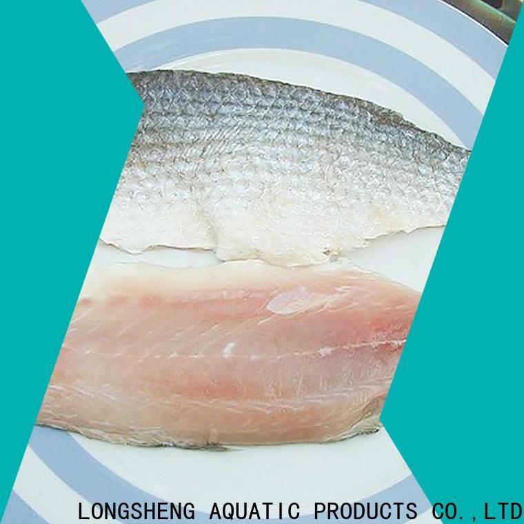 LongSheng frozen frozen seafood china factory for hotel