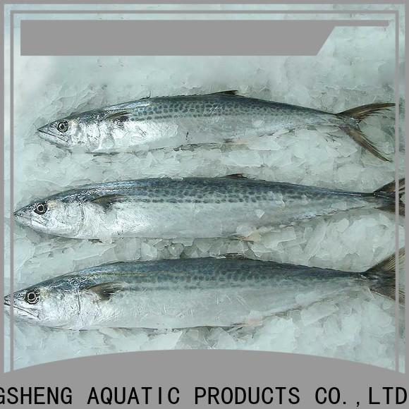 LongSheng technical frozen fish supplier manufacturers for seafood market