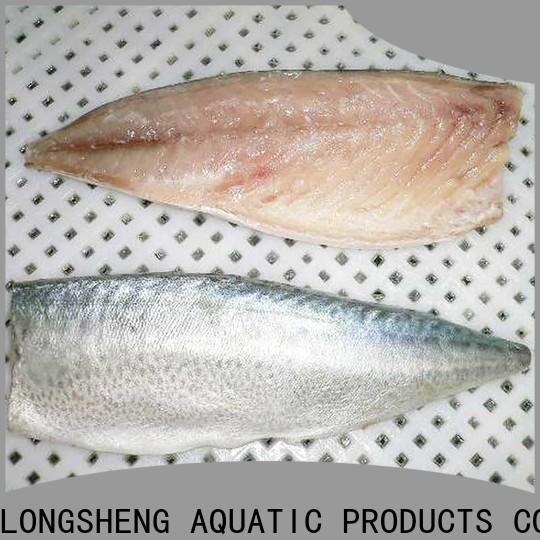 LongSheng High-quality frozen mackerels for restaurant