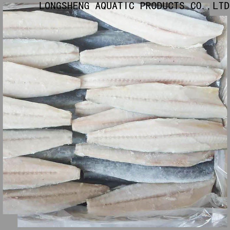 High-quality frozen fish fillets suppliers frozen for market
