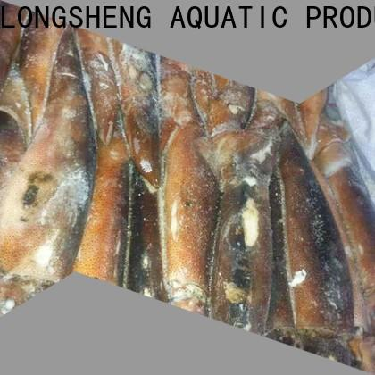 LongSheng wholesale frozen squid tubes for sale for business for hotel