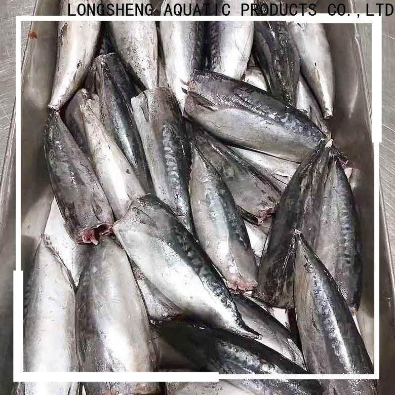 Latest bonito whole frozen round manufacturers for supermarket