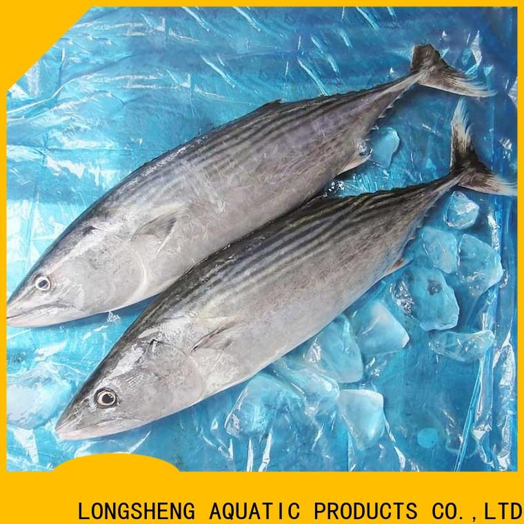 popular wholesale frozen fish suppliers tuna for family