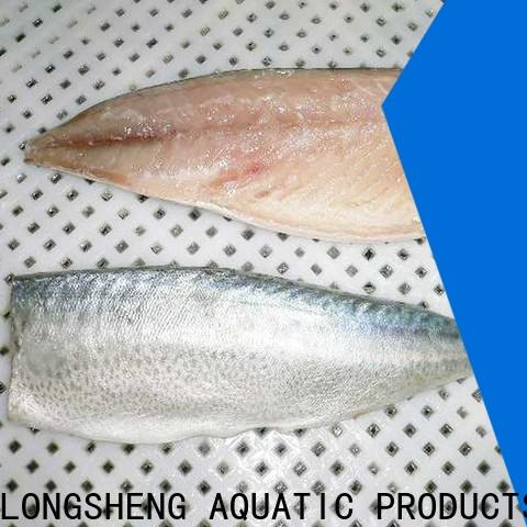 LongSheng whole frozen mackerel fish for business for market