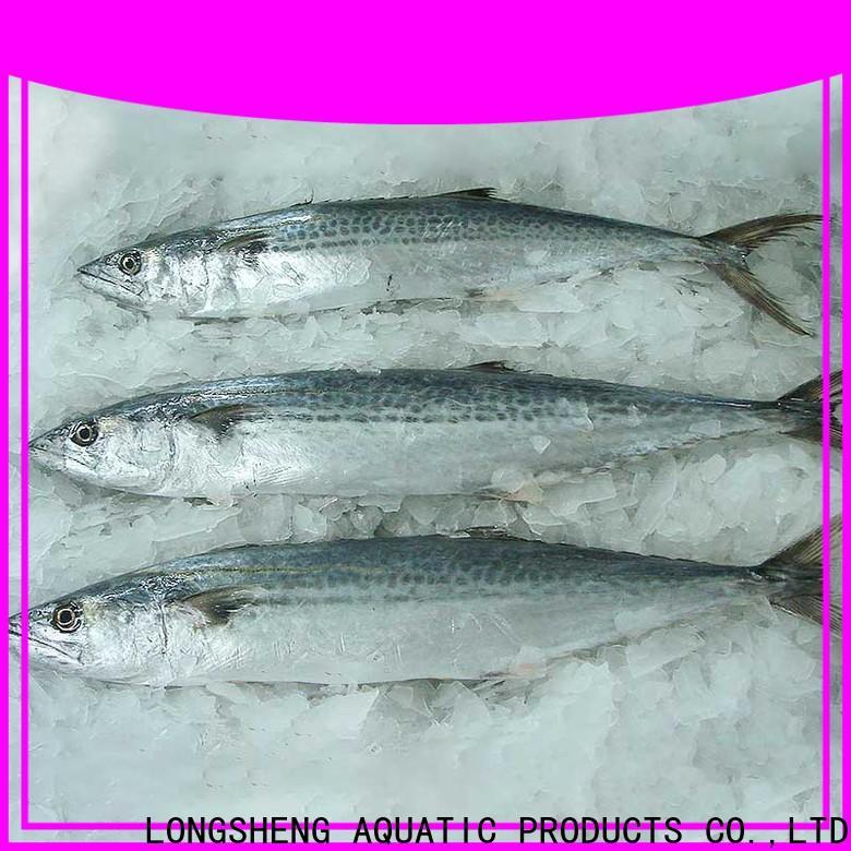 LongSheng bulk purchase frozen spanish mackerel for sale company for supermarket