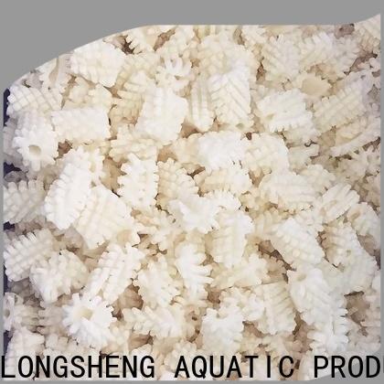 LongSheng whole squid flower manufacturers for restaurant