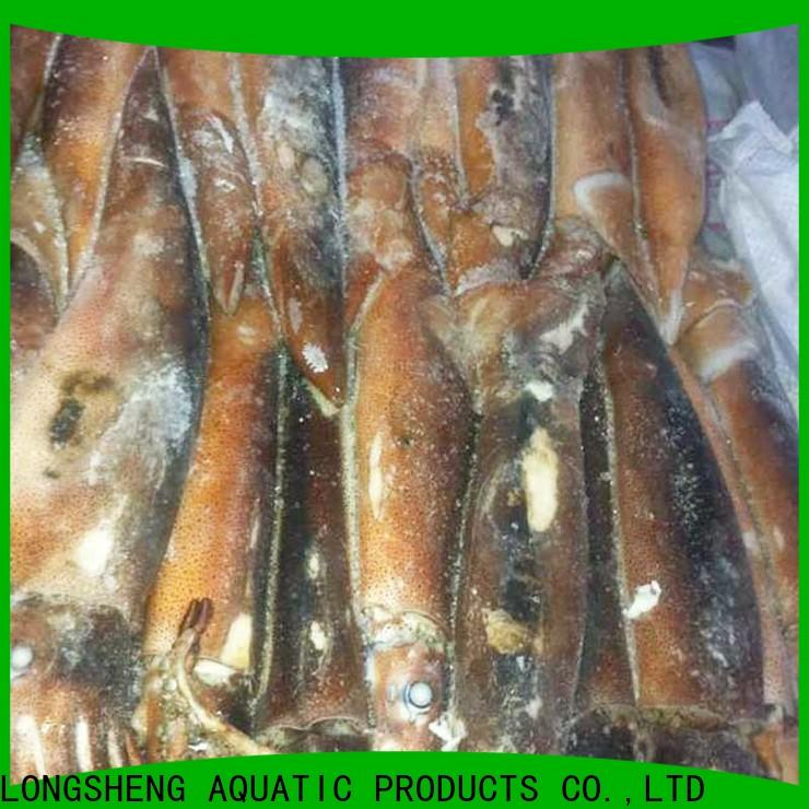 LongSheng round squid supplier for business for cafe