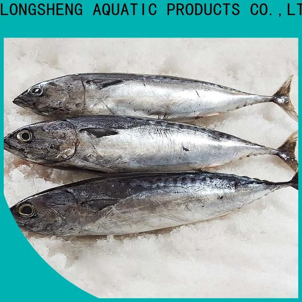 LongSheng New frozen fish and seafood factory for market