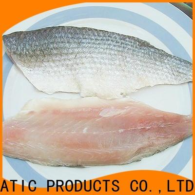 Wholesale frozen seafood exporter gutted factory for market
