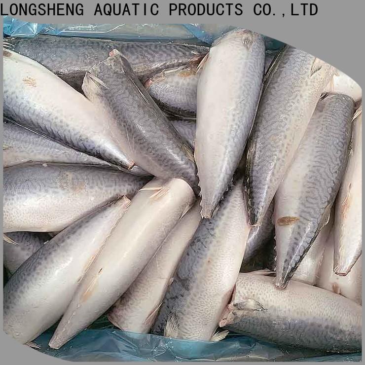 LongSheng whole frozen fillet company for supermarket