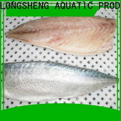 LongSheng whole fish frozen mackerel company