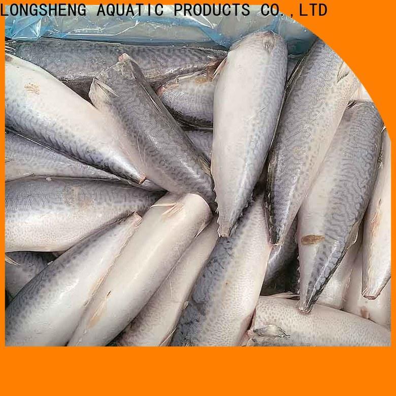 LongSheng Wholesale mackerel for sale for business