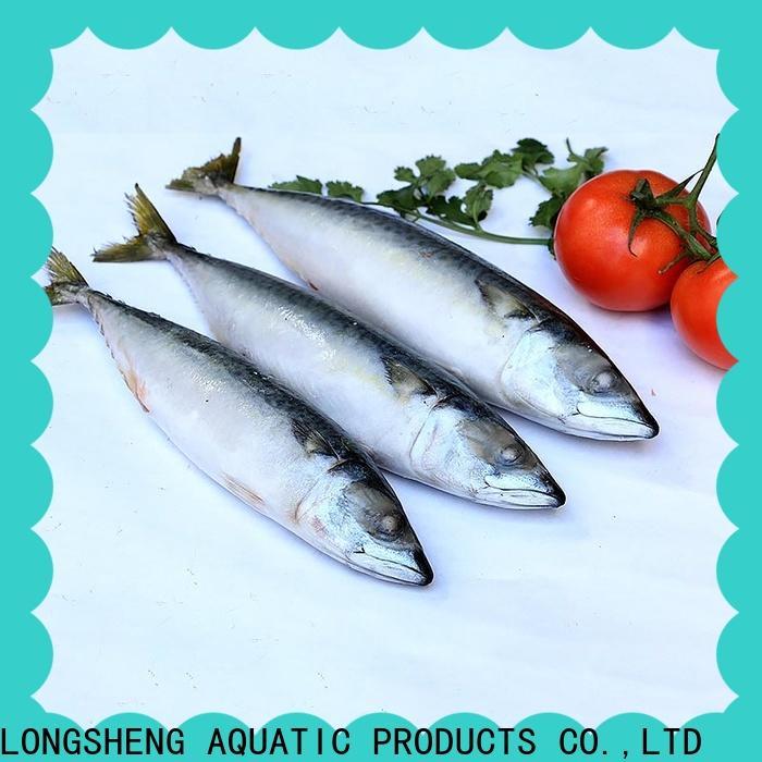 LongSheng fishfrozen frozen mackerel manufacturers for restaurant