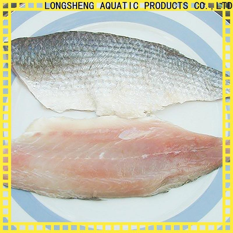 LongSheng wholesale frozen grey mullet fish Suppliers for supermarket