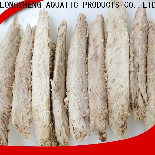 LongSheng scomber frozen seafoods factory for wedding party