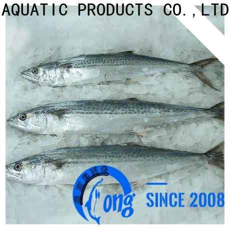 LongSheng New exporters of frozen fish for business for seafood market