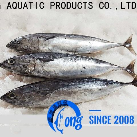 LongSheng hgt frozen fish and seafood factory for seafood shop