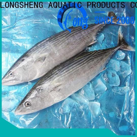 LongSheng Wholesale frozen albacore tuna price company for lunch