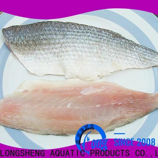 LongSheng fillet frozen mullet fish Suppliers for market
