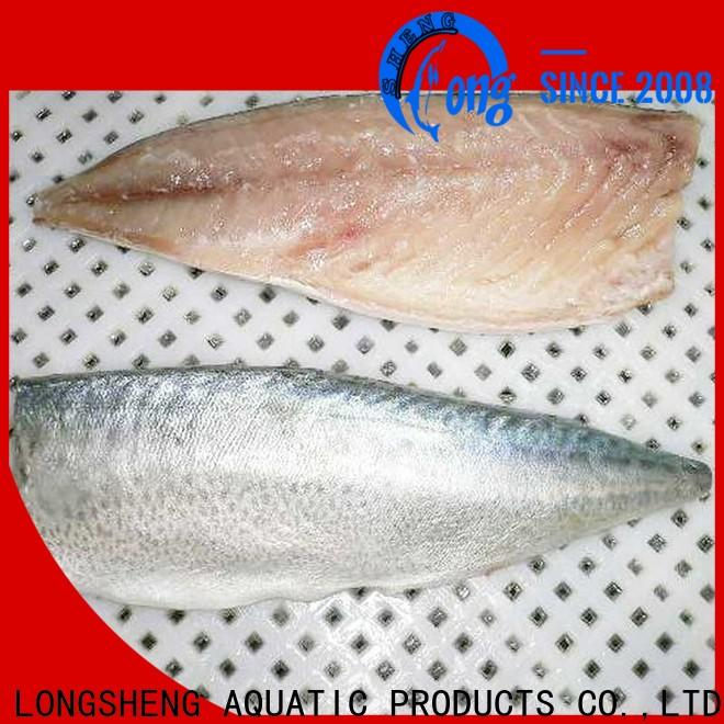LongSheng mackerel seafood frozen food for business for market