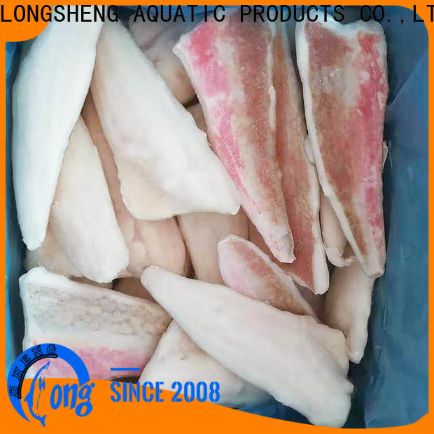 LongSheng fillet frozen fillet for business for home party