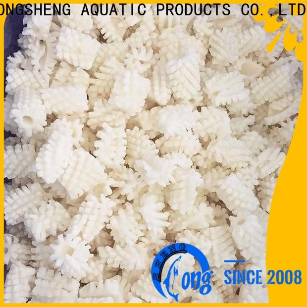 LongSheng frozen squid flower Suppliers for cafeteria