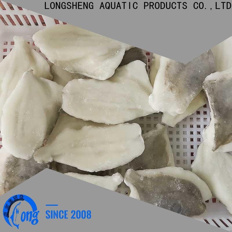 LongSheng fillet frozen john dory fillet factory for family