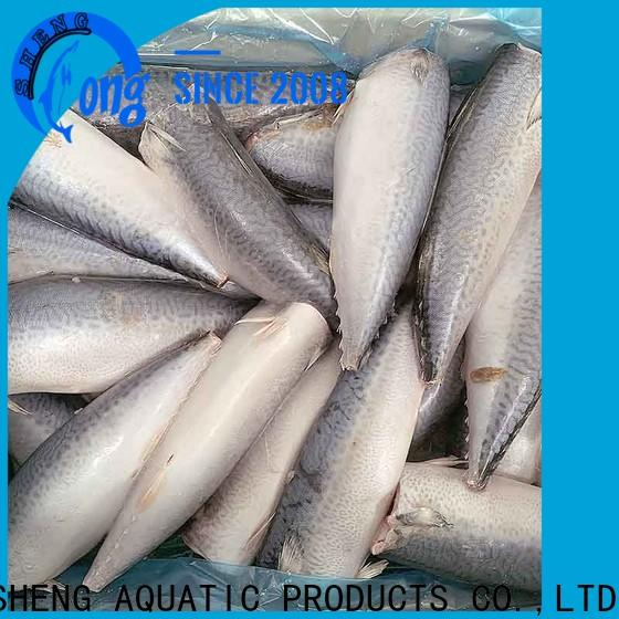 LongSheng wholesale mackerel frozen fish for restaurant