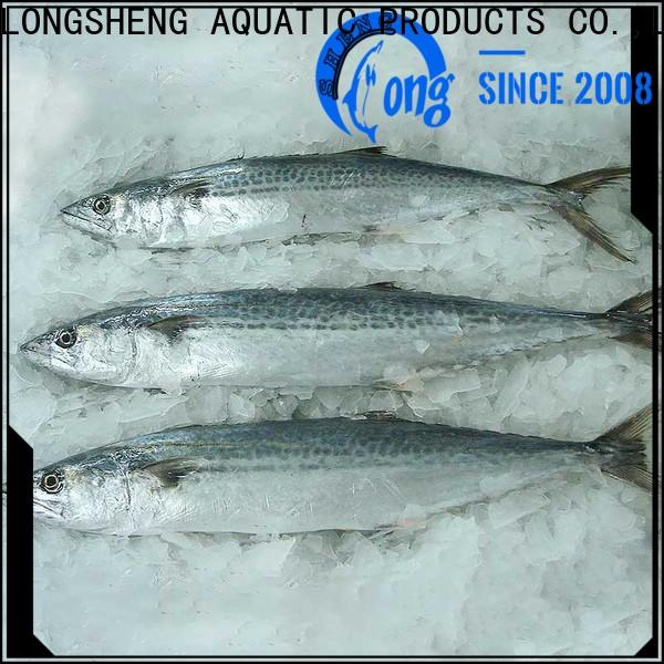 LongSheng High-quality spanish mackerel fish price manufacturers for seafood shop
