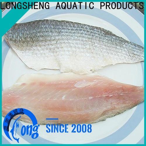 LongSheng seafood wholesale fillet for business for hotel