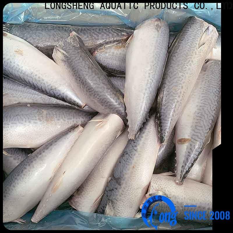 bulk purchase frozen mackerel fish price fillet manufacturers for supermarket