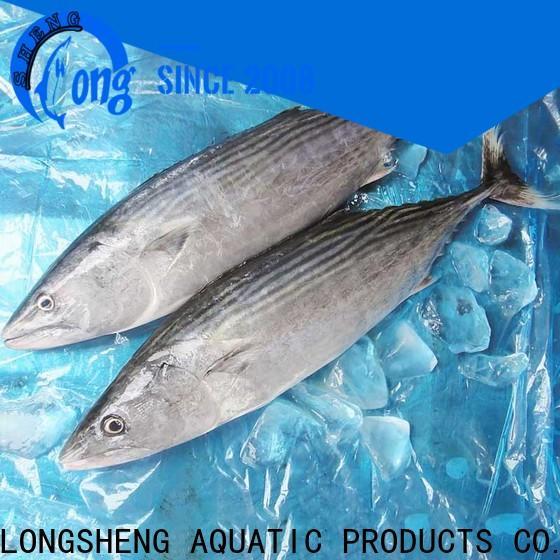 LongSheng Latest frozen bonito tuna company for family