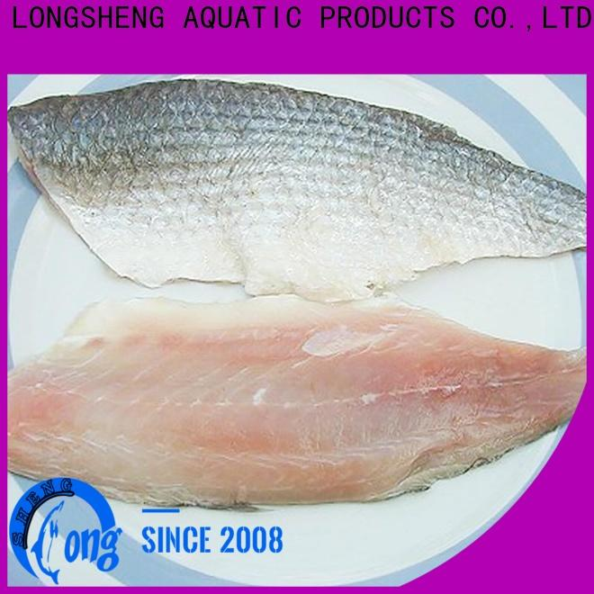 LongSheng mullet frozen fish manufacturers company for restaurant