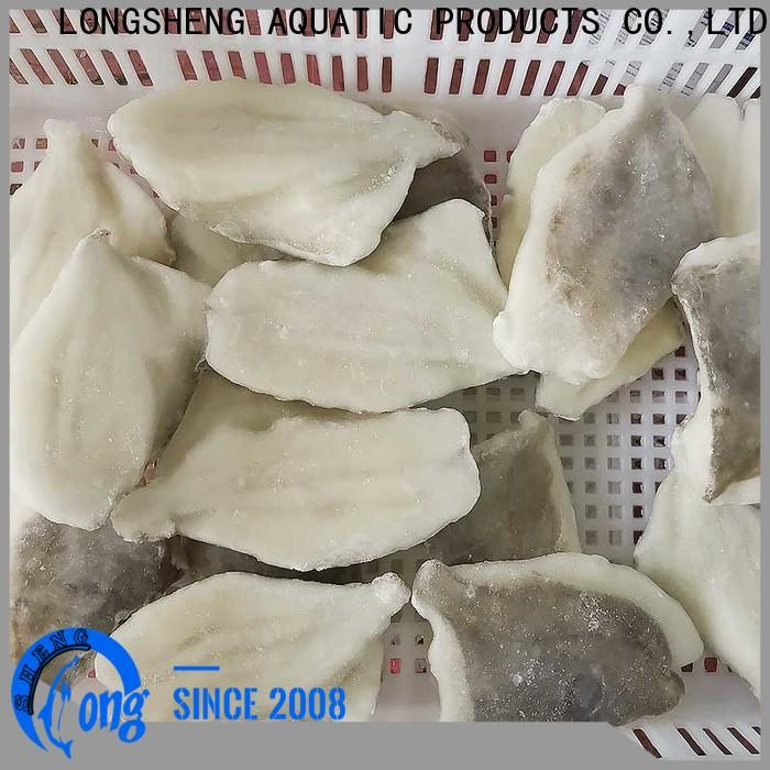 LongSheng clean frozen seafoods company for seafood shop