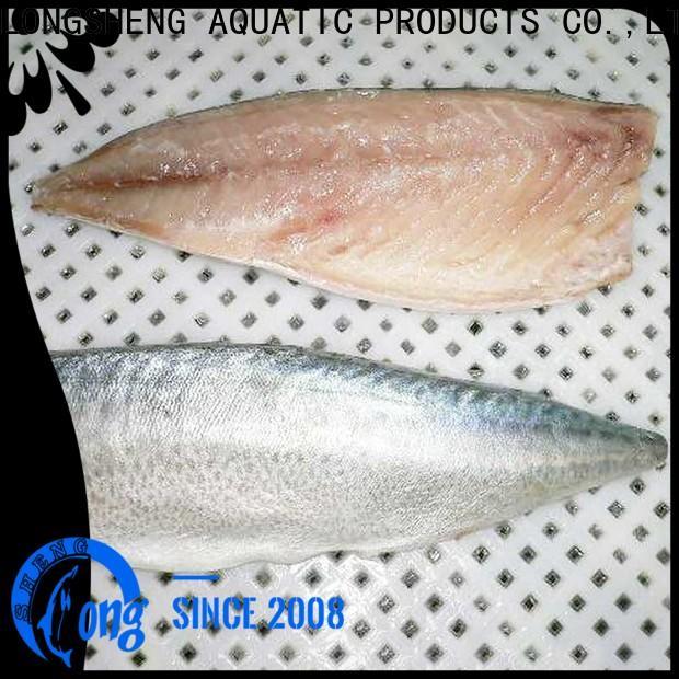 LongSheng round mackerel scomber japonicus Supply for supermarket
