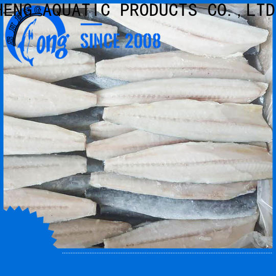 LongSheng sale export frozen fish manufacturers for supermarket