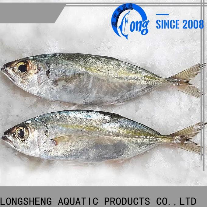 popular frozen fish horse mackerel trachurus Supply for cafeteria