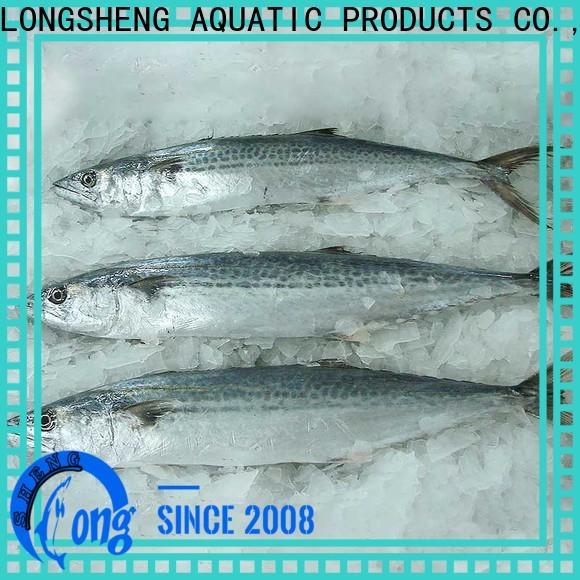 LongSheng Top frozen fish fillets suppliers factory for market