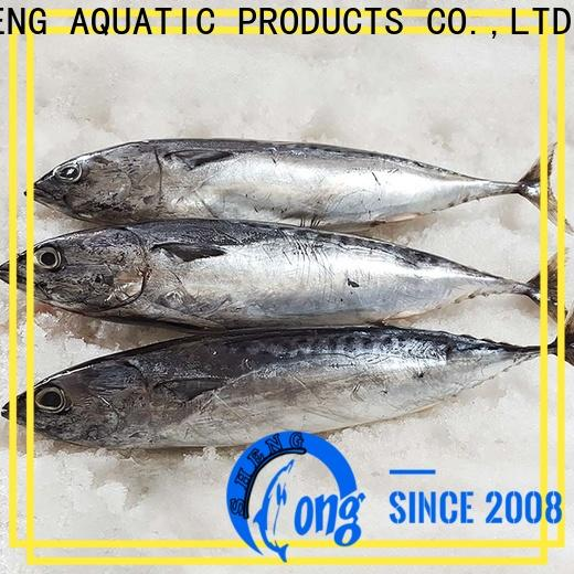 LongSheng high quality bonito round Suppliers for supermarket