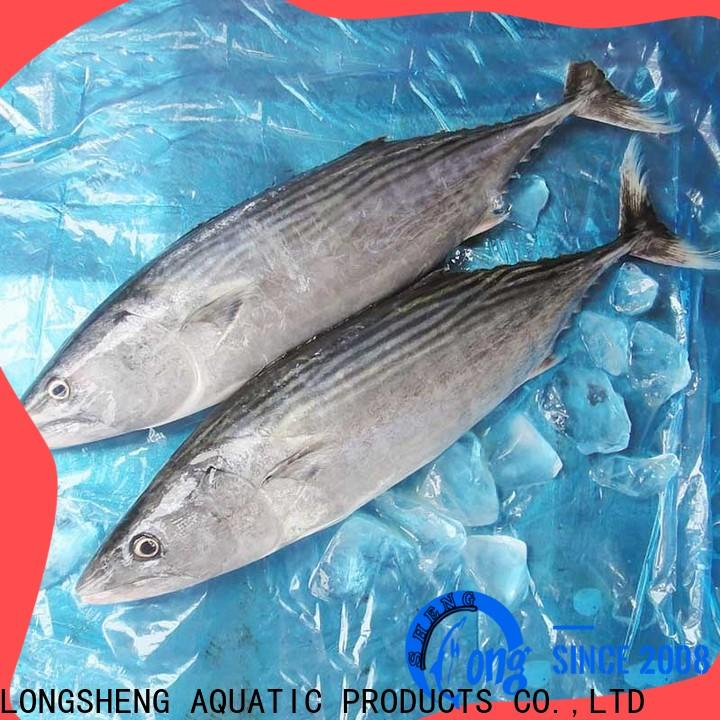 LongSheng bulk purchase frozen fish producers company for dinner