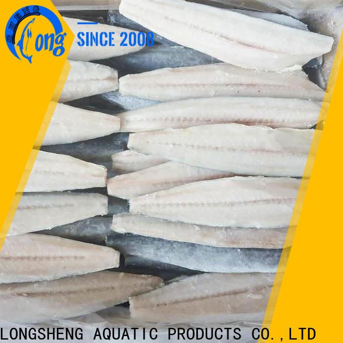 LongSheng Wholesale frozen spanish mackerel fish company for seafood shop