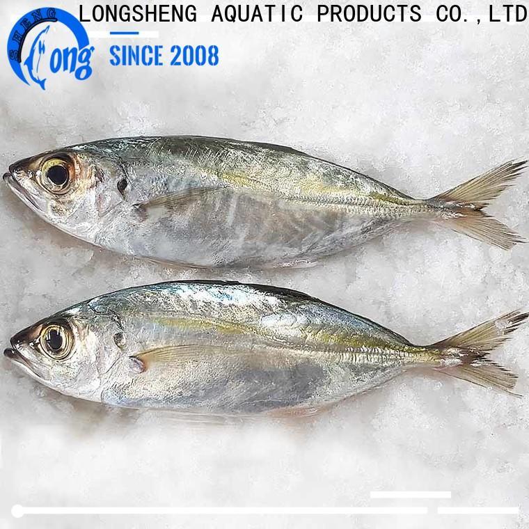 LongSheng New frozen horse mackerel Suppliers for hotel