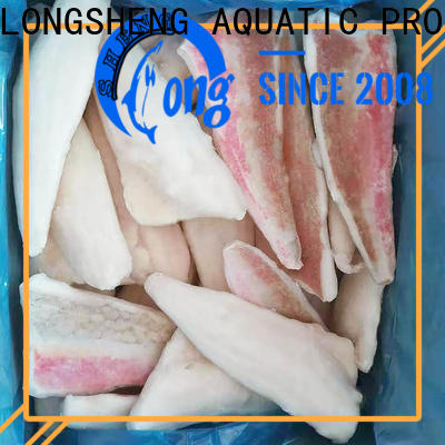 LongSheng bulk purchase wholesale frozen fish suppliers Suppliers for dinner party