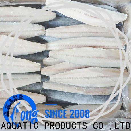 LongSheng roundfrozen frozen fish spanish mackerel Suppliers for market