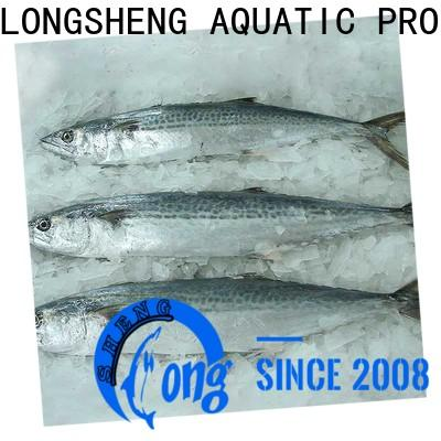 delicious fish frozen mackerel factory for supermarket