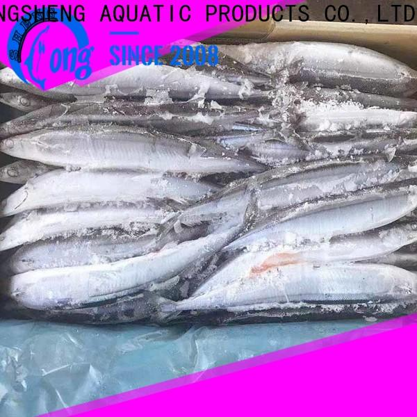 clean cheap frozen fish pacific Suppliers for cafeteria
