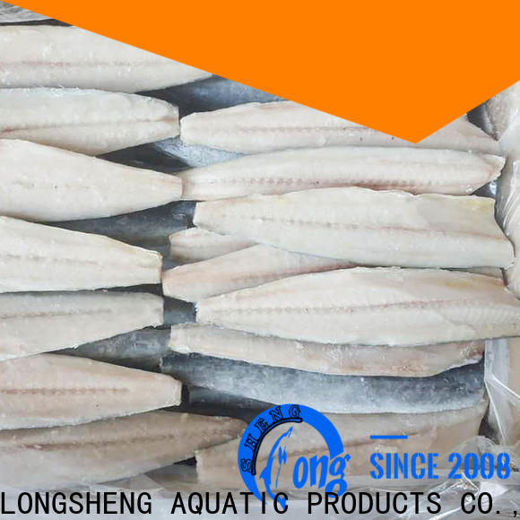 LongSheng frozen frozen fish and seafood suppliers company for seafood shop