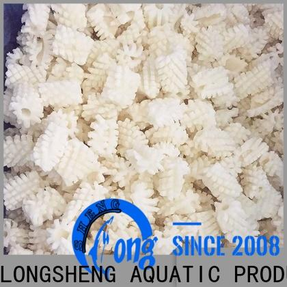 LongSheng natural frozen squid from china company for restaurant